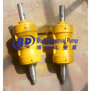 Slurry pumps bearing assembly